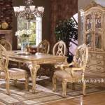 Group Furniture Ruang Makan Set Kursi Makan Ukiran