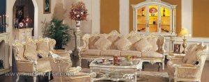 Harga Set Kursi Tamu Mewah Mahogani Furniture