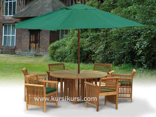 Kursi Taman Garden Payung