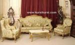 Living Room Sofa Kursi Tamu Mewah Ligra Kode ( KKS 114 )