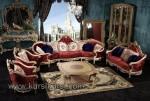 Luxury Sofa Set Kursi Tamu Mewah Terbaru Kode ( KKS 115 )