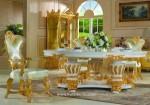Royal Klasik Furniture Kursi Makan Mewah Kode ( KKS 976 )
