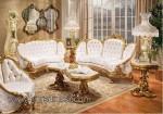 Victorian Living Kursi Tamu Sofa Mewah Kode ( KKS 998 )