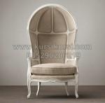 Furniture Mewah Kursi Kerodong