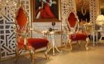 Classic Furniture Jeapara Kursi Teras Mewah