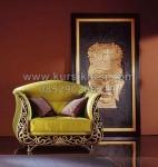 Desain Mewah Klasik Sofa KKW 599