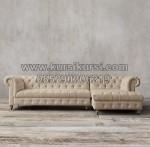 Desain Mewah Kursi Sofa Full Jok KKW 643