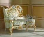 Furniture Madura Kursi Sofa Ukir Kombinasi KKW 601