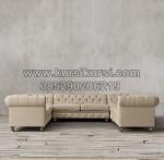 Furniture Sofa Kursi Sofa Full Jok Jahit KKW 647