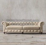 Gambar Kursi Sofa Full Jok Manten KKW 649