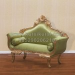Gold Leaf Wedding Sofa Model Irak KKW 331
