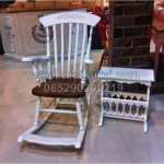 Kursi Goyang Furniture Jepara