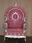 Kursi Pengantin Indian Maharaja Chair