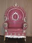 Kursi Pengantin Indian Maharaja Chair