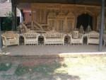 Kursi Pengantin Madura Kayu Jati