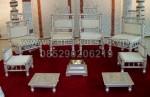 Kursi Pengantin Sankheda Chair Set