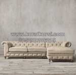Kursi Sofa Full Jok Sudut Mewah KKW 673