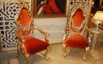 Modern Furniture Classic Gold Red Jok