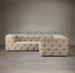 Modern Furniture Kursi Sofa Full Jok KKW 689