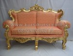 Peach Greek wedding sofa Modern Style KKW 361