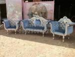 Preal Wedding Sofa Model Terbaru KKW 365