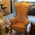 Ready Stock Furniture Kursi Syahrini