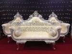 Royal Wedding Set Sofa Ukir KKW 377