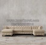 Ruang Tamu Hotel Kursi Sofa Full Jok KKW 699