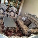 Sofa Kursi Tamu Mewah Jepara
