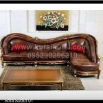 Sofa Tamu Leater L