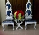 Teras Sofa Kursi Pocong Upin dan Ipin