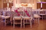 Tiffany Wedding Chair Mewah KKW 129