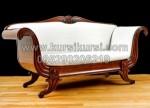 Tradisional Wedding Sofa Natural Wood KKW 389