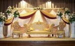 Wedding Furniture Chair Set