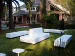 Wedding Furniture Sofa Putih