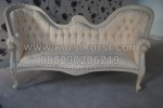 Wedding Sofa Duco Putih Flamboyan KKW 427