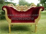 Wedding Sofa Jok Merah KKW 445