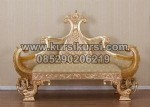 Wedding Sofa Perahi Ukir Angsa KKW 487