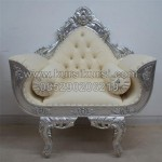 Wedding Sofa Singgle Finishing Perak KKW 515