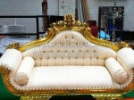 Wedding Stage Sofa Set Chairs for Bride KKW 523