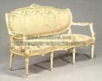 Bangku Sofa Mewah Dengan Gaya Klasik KKW 727