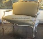 Bangku Sofa dua Seater Klasik Jepara KKW 719