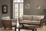 Beautifull Wooden Sofa Minimalis Jati Jeapra KKW 930