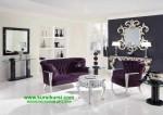 Interior Ruang Tamu Minimalis KlasikModern KKW 950