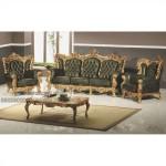 Italian Baroque Sofa Set Ukiran Jepara KKW 962