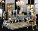 Kursi Makan Mewah Luxury Chairs KKW 815
