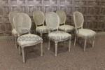 Kursi Makan Racoco Bergere Dining Chairs KKW 821