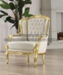 Kursi Tamu Sofa Emas Cantik KKW 915