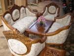 Sofa Tamu Ganesha Mawar Plong KKW 988