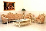 Sofa Tamu Mewah Royal Set 4 1 1 KKW 992